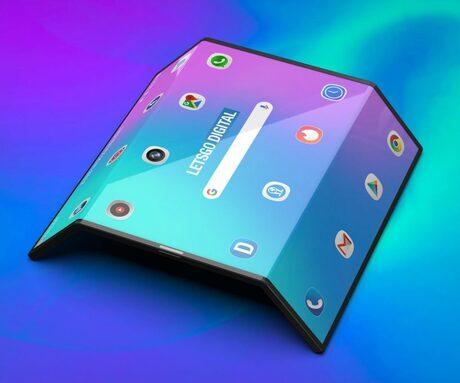 Така ли ще изглежда сгъваемият смартфон на Xiaomi?