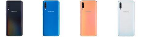 MWC 2019: Samsung обнови А-серията си с два нови телефона - A50 и A30