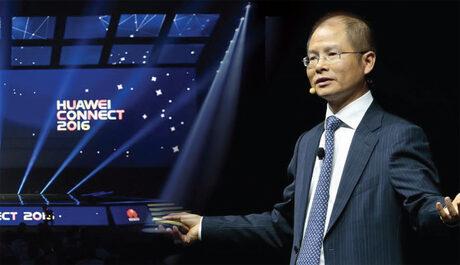 "5G ""не е атомна бомба"", заяви ротационният шеф на Huawei Ерик Сю"