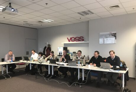 Германската VOSS нае първите си български служители