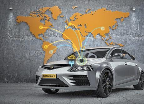 """Continental разработи глобално 5G решение тип """"автомобил към всичко останало"""""""