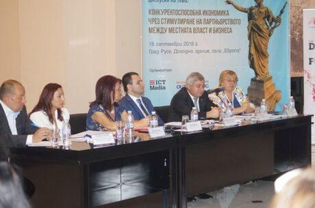 Общината и университетът протягат ръка към бизнеса в Русе и региона