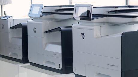 HP Inc. показа свои нови топ продукти в София
