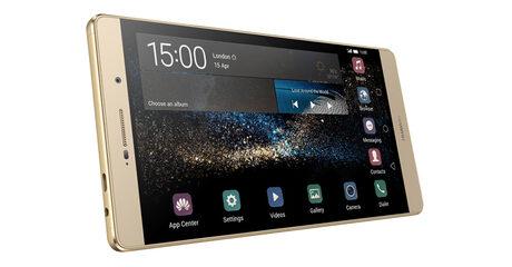 Huawei обяви металните си флагмани P8 и P8max