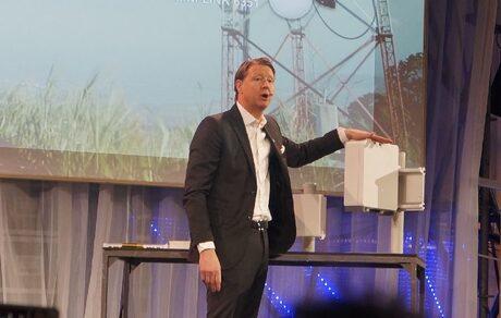 Ericsson разработва цялостно облачно портфолио