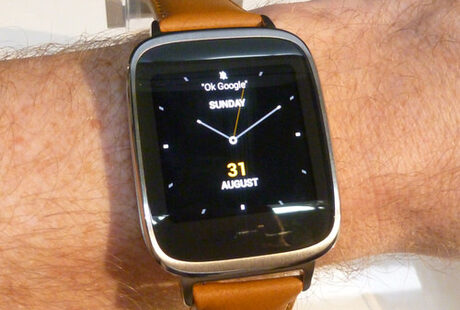 Asus пуска този месец смарт часовник за 9