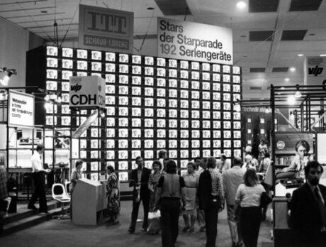 90 г. изложението IFA в Германия е дебют за редица иновации
