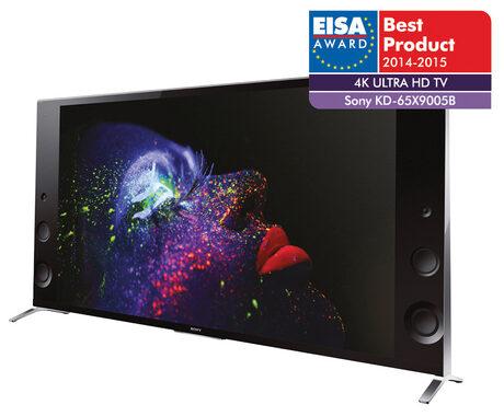 Sony взе 6 награди от EISA 2014