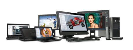 HP представи първата си ултрабук работна станция