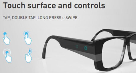 GlassUp планира по-секси и евтин вариант на Google Glass
