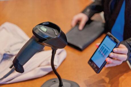 LI2208 - нов баркод скенер от Motorola Solutions