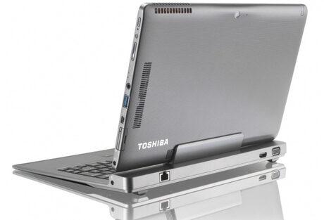 Toshiba представи хибридния таблет Portege Z10t