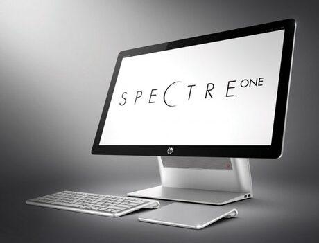 HP SpectreONE – РС моноблок с Windows 8 и безжичен тракпад
