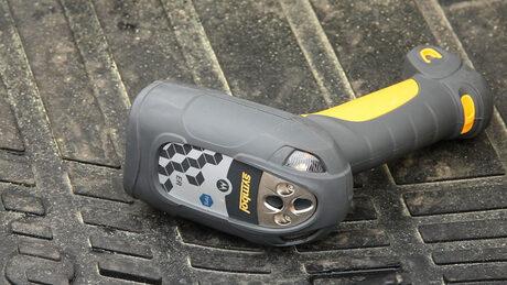Motorola DS3500-ER – баркод скенер с разширен обхват до  9,14 метра