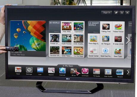 LG готви нови функции и приложения за Smart телевизорите си