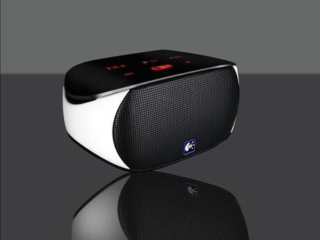 Logitech Mini Boombox – компактна озвучителна система за мобилни устройства