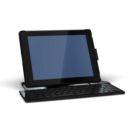 Сгъваема клавиатура на Logitech улеснява работата с iPad