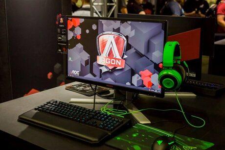 Нови гейминг монитори от AOC на Gamescom 2019
