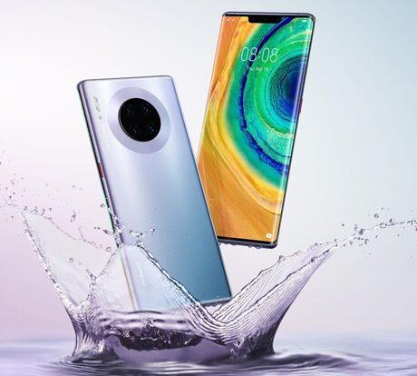 Как ще изглеждат задаващите се Huawei Mate 30