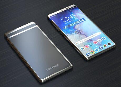 Samsung Galaxy S11 може да бъде с телескопичен дисплей