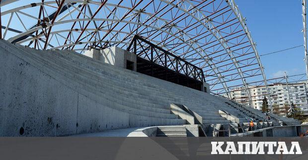 12 Това е единствената подобна покривна конструкция в България. ©Надежда