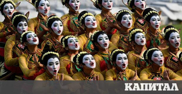Индонезия отбеляза 74-та годишнина от обявяването на независимостта си ©Antara