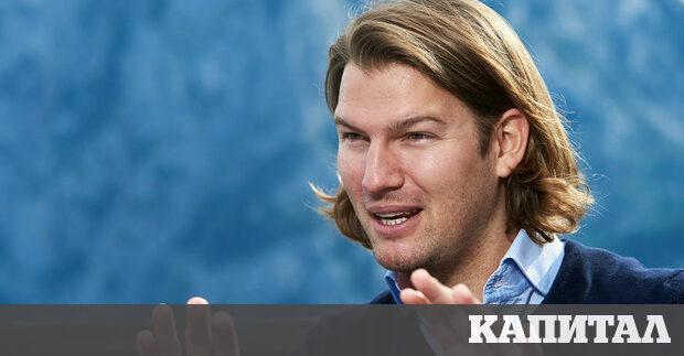 Валентин Сталф [European Business Press] Съоснователят и изпълнителен директор на
