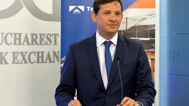 Адриан Тънасе, изпълнителен директор на BVB