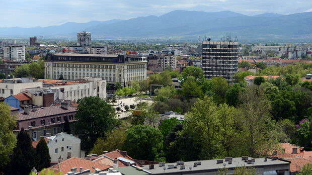 Plovdiv is one of the engines of the economy, along with the capital, Stara Zagora, Varna and Burgas.