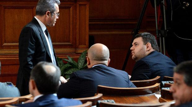 Спорните законови промени от миналата година бяха внесени от Делян Пеевски, Йордан Цонев и още двама депутати от ДПС