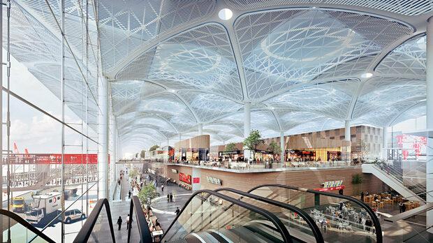 Как Истанбул премести летището си