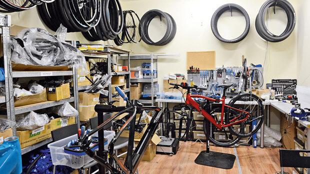 c6c545d682d Компанията разработва и собствена bike sharing система