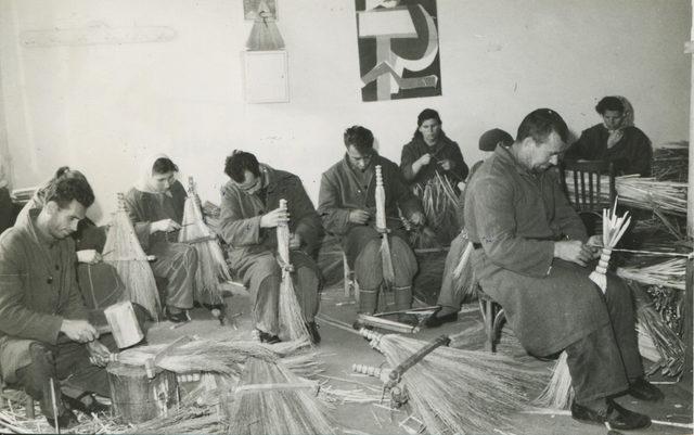 """""""Трудова терапия"""" в Ловеч през 60-те години"""