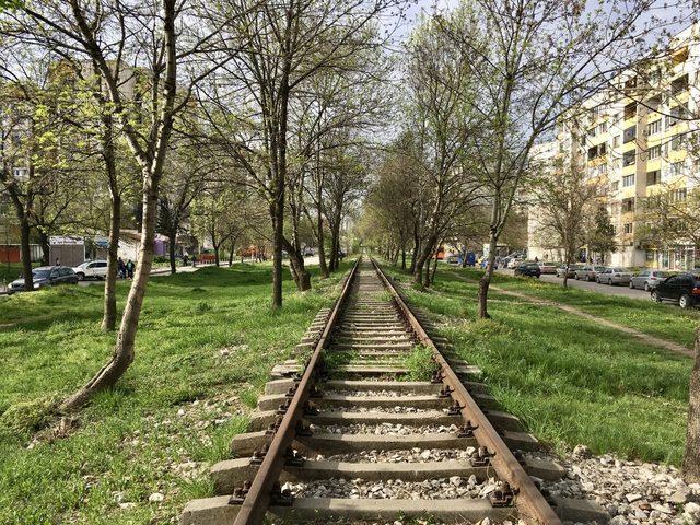 """Жп линия в квартал """"Красна поляна"""""""