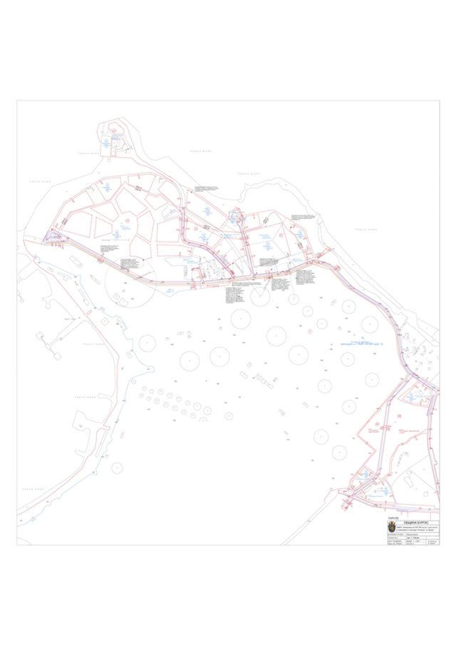 След приемането на новия ПУП пътищата, водещи до залива, в който са сараите на Доган, изчезват