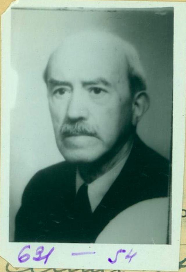 Инженер Владимир Каракашов, 1954 г.
