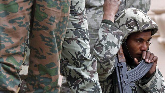 Накъде ще тръгне армията в Египет още не е ясно