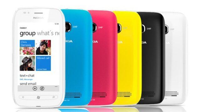 От друга страна Lumia 710 е по-евтиният от двата модела, като с него Nokia ще се опита да обхване по-голям спектър от потребители.