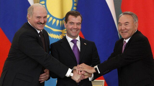 Бащите-основатели на нов съюз ли ще бъдат Лукашенко, Медведев и Назърбаев или инициативата няма да е дълготрайна?