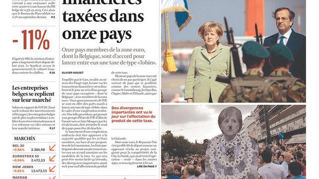 """L'Echo: """"Въпреки враждебния прием Ангела Меркел прикани гърците да продължат с икономиите"""""""