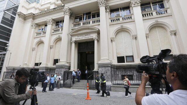 Валутните резерви на Аржентинската централна банка са намалели с 32% за последната година до 28.7 млрд. долара