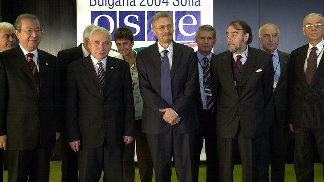 Пленарно заседание на ОССЕ; 2004 година