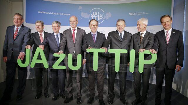 Германската автоиндустрия подкрепя споразумението