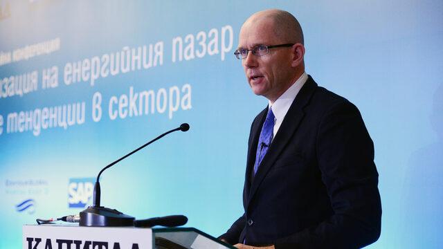 Постоянният представител на Световната банка за България Тони Томпсън