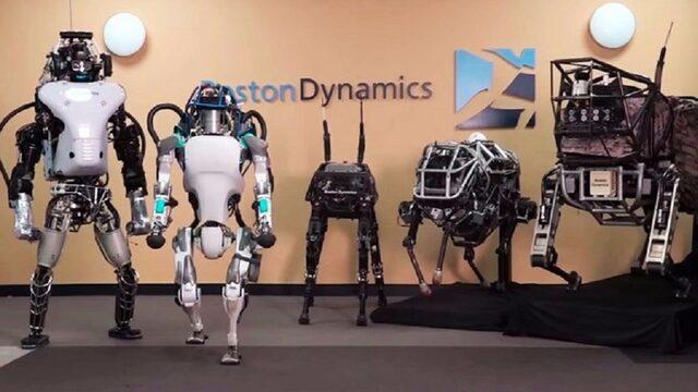 Първата компания, с която Alphabet ще се раздели, е Boston Dynamics