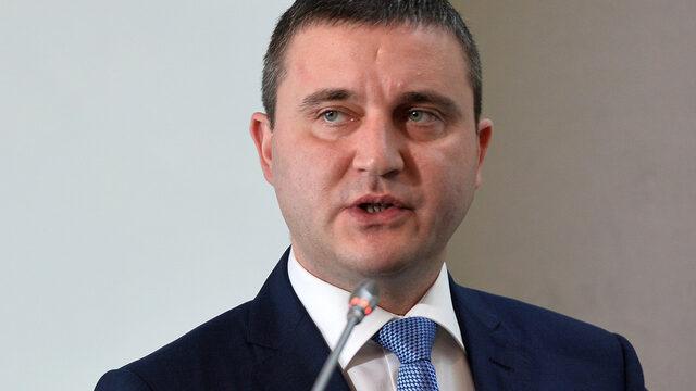 """""""Моето усещане е, че ние сме на 20% от пътя към еврозоната."""", Владислав Горанов, министър на финансите в оставка"""