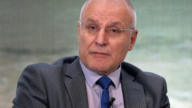 """""""Амбицията на БНБ е до година и половина банковата система на страната да е готова за влизане в еврозоната"""", Димитър Радев, управител на БНБ."""