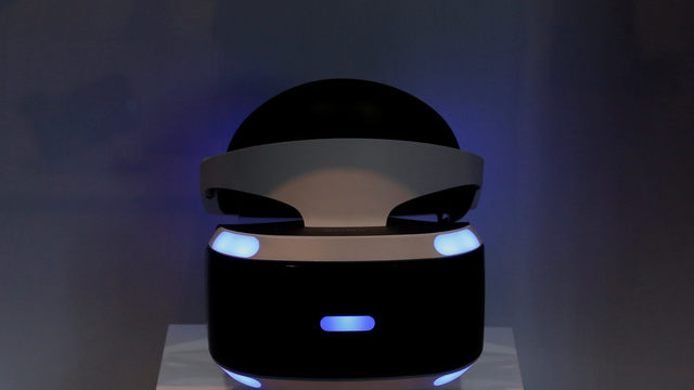 PlayStation VR очила