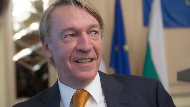Холандският посланик Том ван Оорсхот