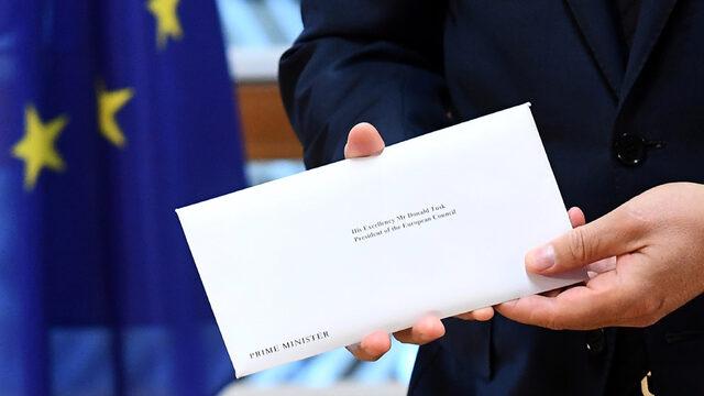 """""""На 23 юни миналата година британският народ гласува да напусне ЕС. Както съм казвала и преди, това решение не означава отхвърляне на ценностите, които споделяме като европейци, нито пък опит да навредим на ЕС или някоя негова държава членка"""", гласи началото на писмото"""